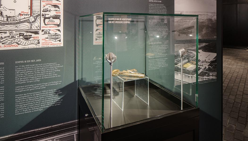 museum vitrine vitrinekast project inrichting musea