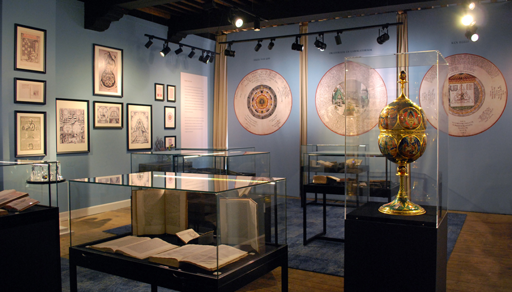 SDB Vitrinekasten Museum